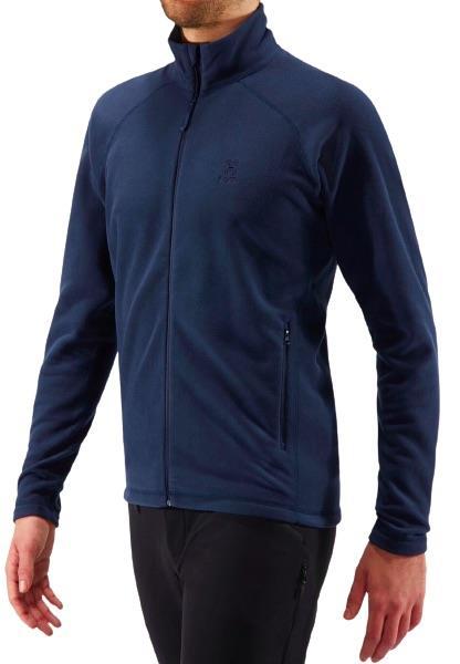 Haglofs Astro Full Zip Microfleece Jacket, M Tarn Blue