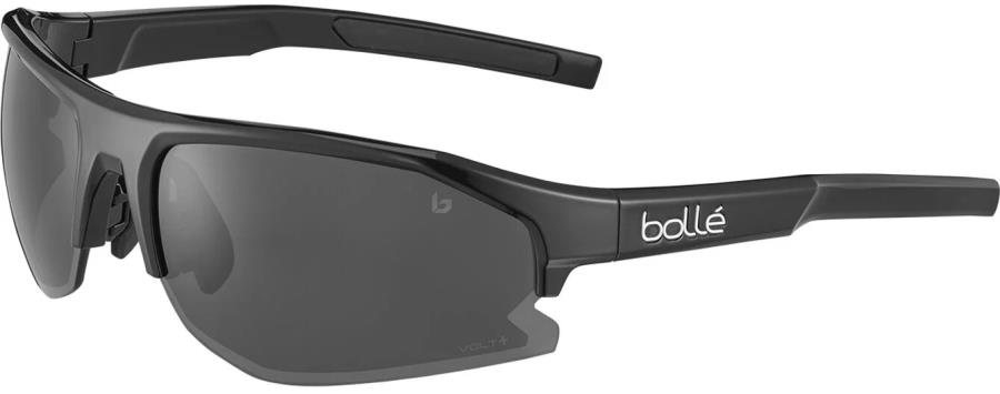 Bolle Bolt 2.0 Sunglasses, M Black Shiny