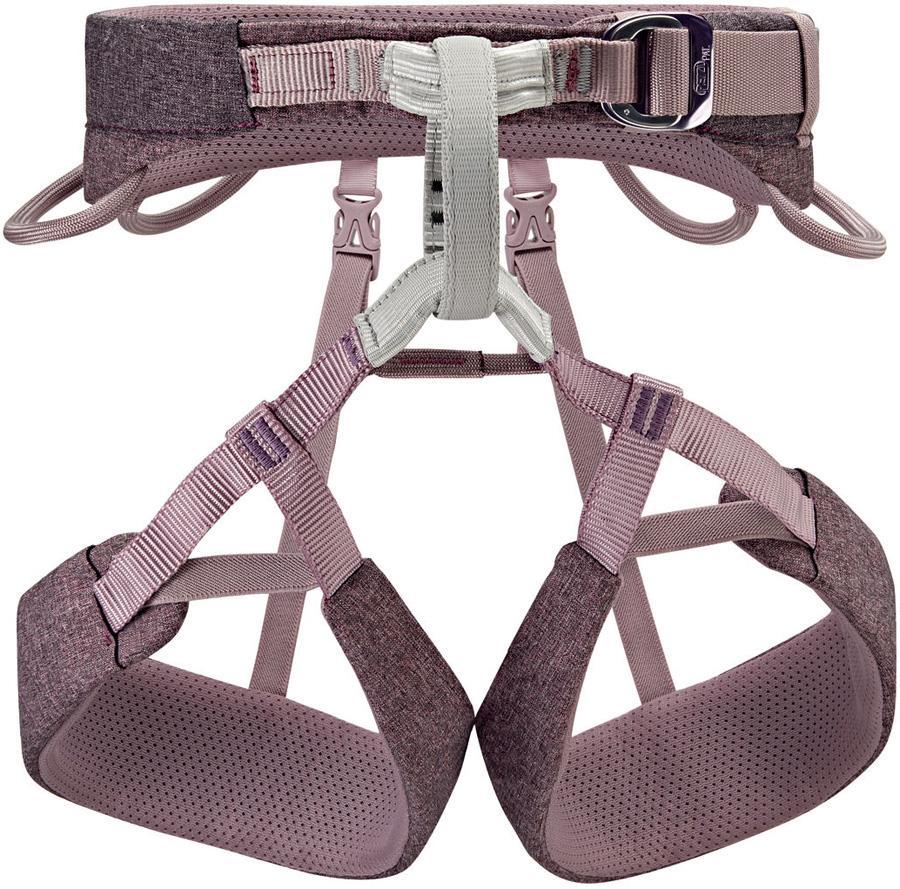 Petzl Selena Women's Rock Climbing Harness, S Violet