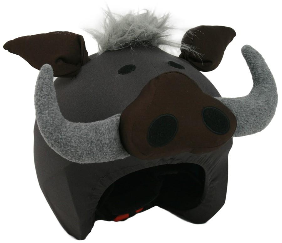 Coolcasc Animals Ski/Snowboard Helmet Cover One Size Warthog