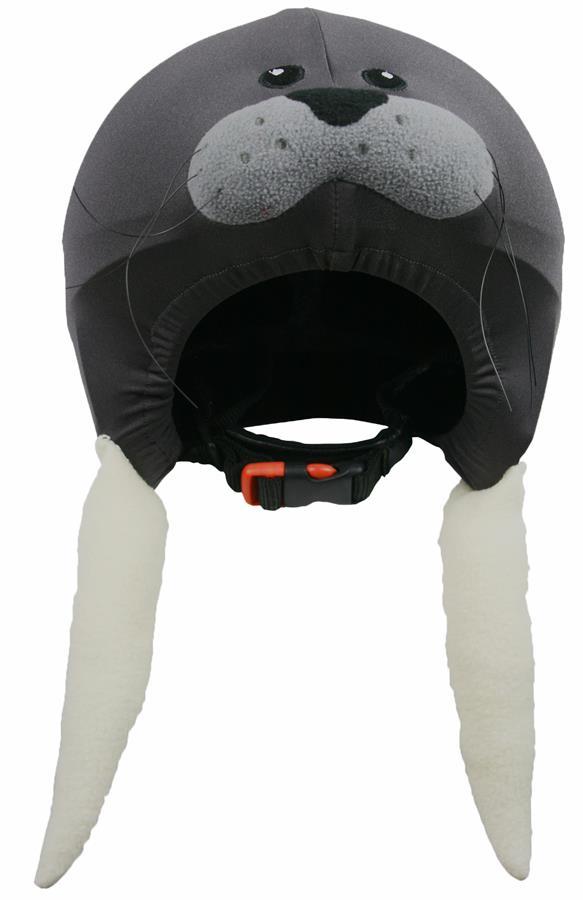 Coolcasc Animals Ski/Snowboard Helmet Cover One Size Walrus