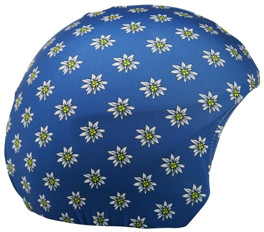 Coolcasc Printed Cool Ski/Snowboard Helmet Cover Edelweiss