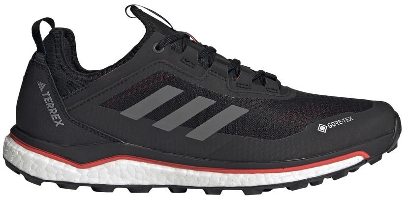 Adidas Terrex Agravic Flow GTX Trail Shoes, UK 10 Core Black