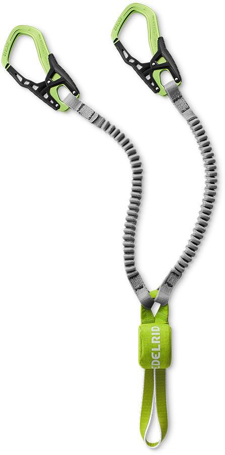 Edelrid Cable Kit 6.0 Via Ferrata Climbing Set, 40 - 120kg Oasis