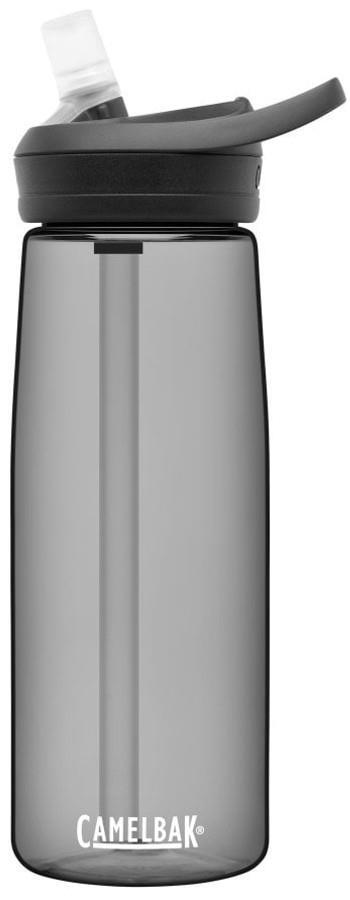 Camelbak Eddy+ Spill-Proof Water Bottle, 0.75L Charcoal