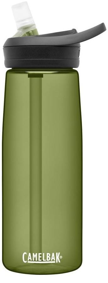 Camelbak Eddy+ Spill-Proof Water Bottle, 0.75L Olive