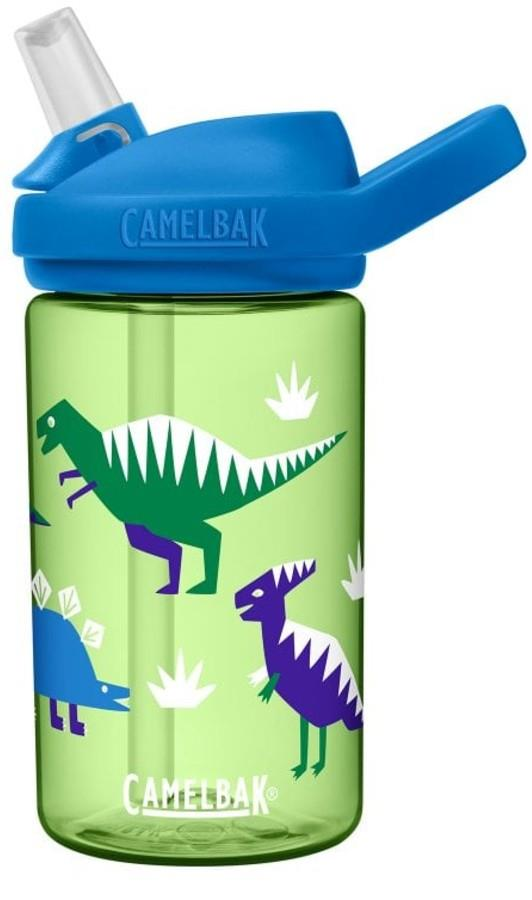 Camelbak Eddy+ Kids Children's Water Bottle, 0.4L Hip Dinos