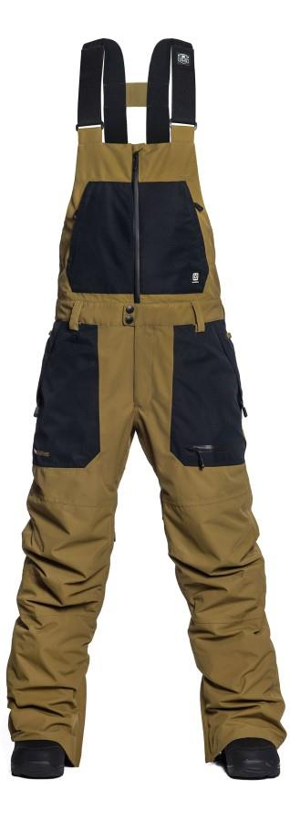 Horsefeathers Groover Ski/Snowboard Pants, L Dark Gold