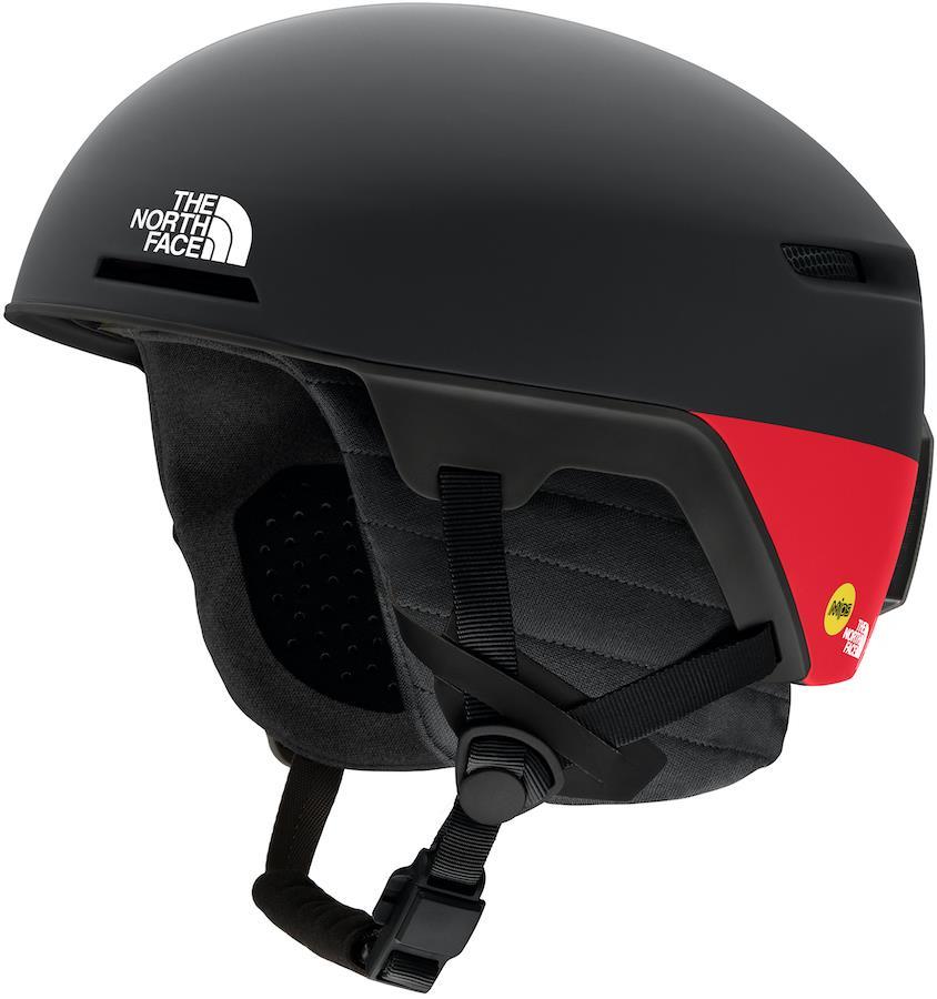 Smith Code MIPS Ski/Snowboard Helmet, M Matte TNF Red