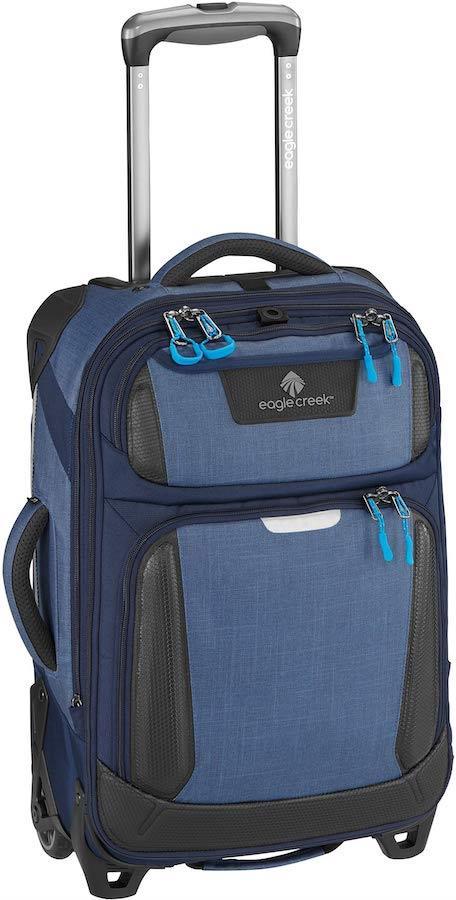Eagle Creek Tarmac International Carry-On Luggage Bag 33L Slate Blue
