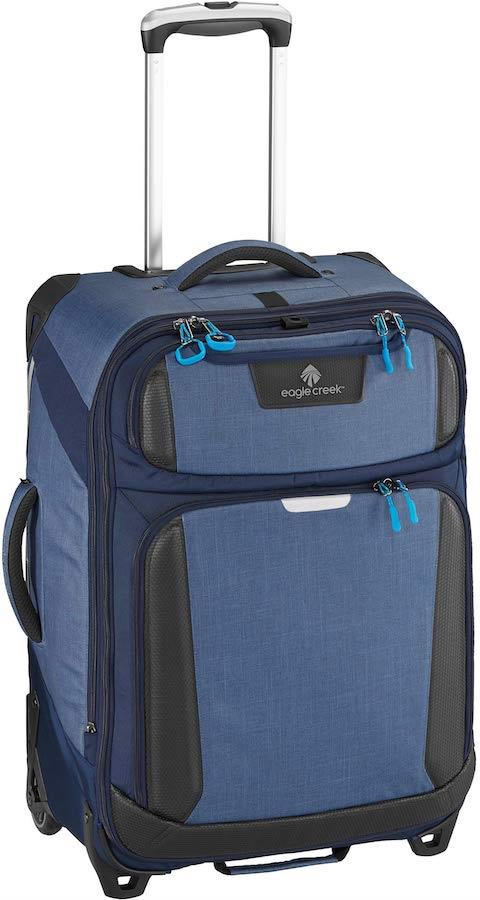 Eagle Creek Tarmac 26 Wheeled Bag/Suitcase, 77L Slate Blue