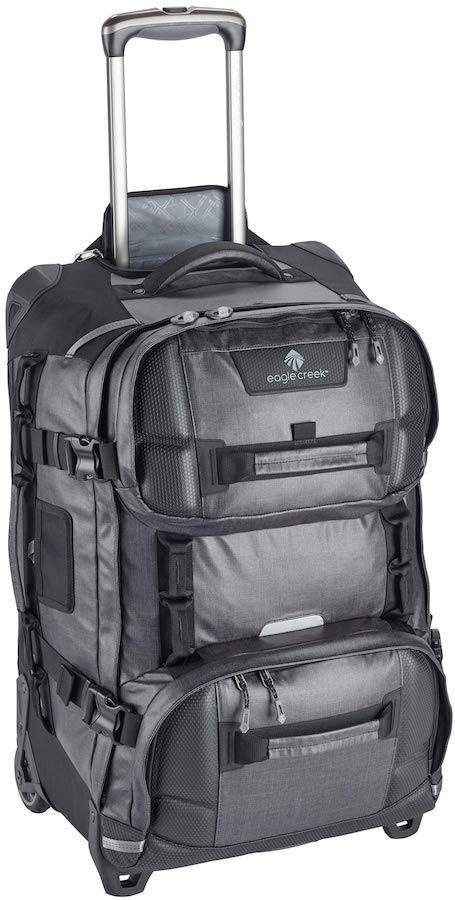 Eagle Creek ORV Wheeled Duffel Luggage Bag/Suitcase 80L, Black