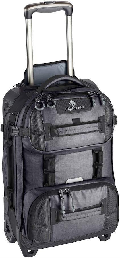 Eagle Creek ORV Wheeled Duffel International Luggage Bag 31.5L Black