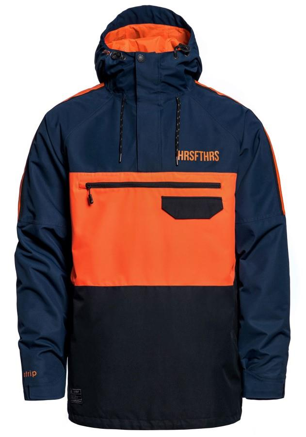 Horsefeathers Norman Atrip Ski/Snowboard Jacket, L Eclipse
