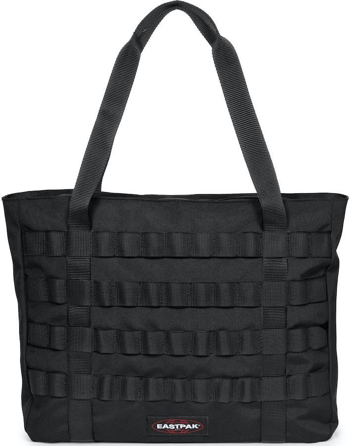 Eastpak Fox Everyday Shoulder/Tote Bag, 16L Strapped Black