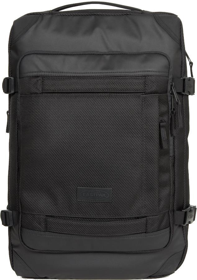 Eastpak Tranzpack CNNCT Travel Duffle Bag/Backpack, 42L Cnnct Coat