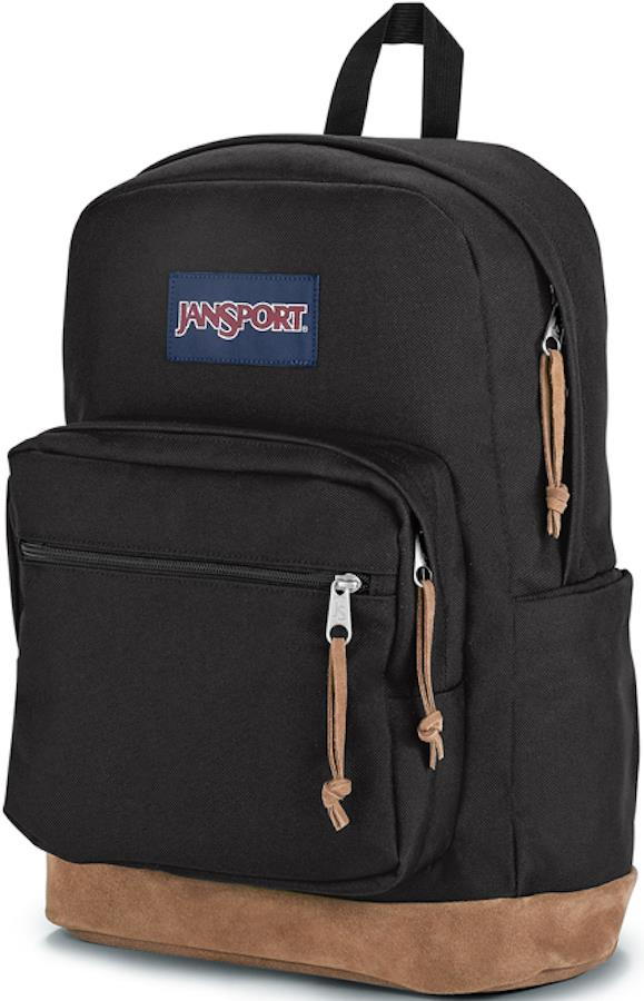 JanSport Right Pack Everyday Backpack/Day Pack, 31L Black