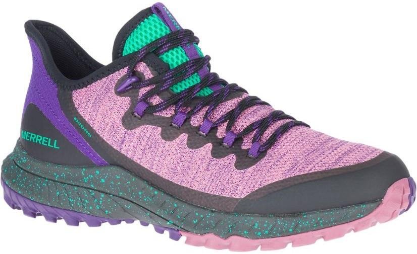 Merrell Bravada WP Women's Walking Shoes, UK 5.5 Erica/Peacock