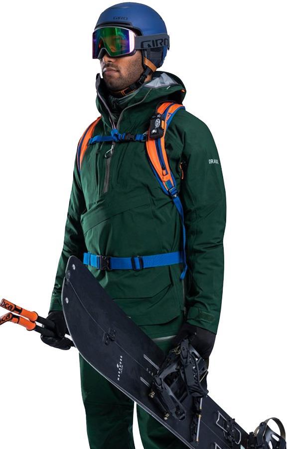 Orage Chic-Chocs Ski/Snowboard Jacket, M Ungava