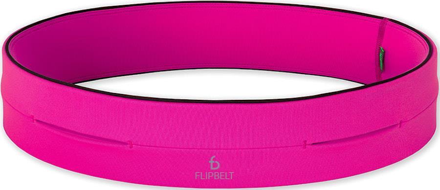 FlipBelt Classic Exercise & Running Belt, S Hot Pink