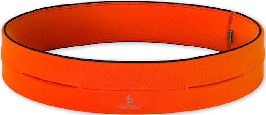 FlipBelt Classic Exercise & Running Belt, L Neon Punch