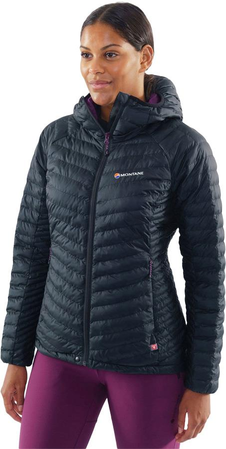 Montane Phoenix Women's PrimaLoft® Insulated Jacket, UK 10 Black