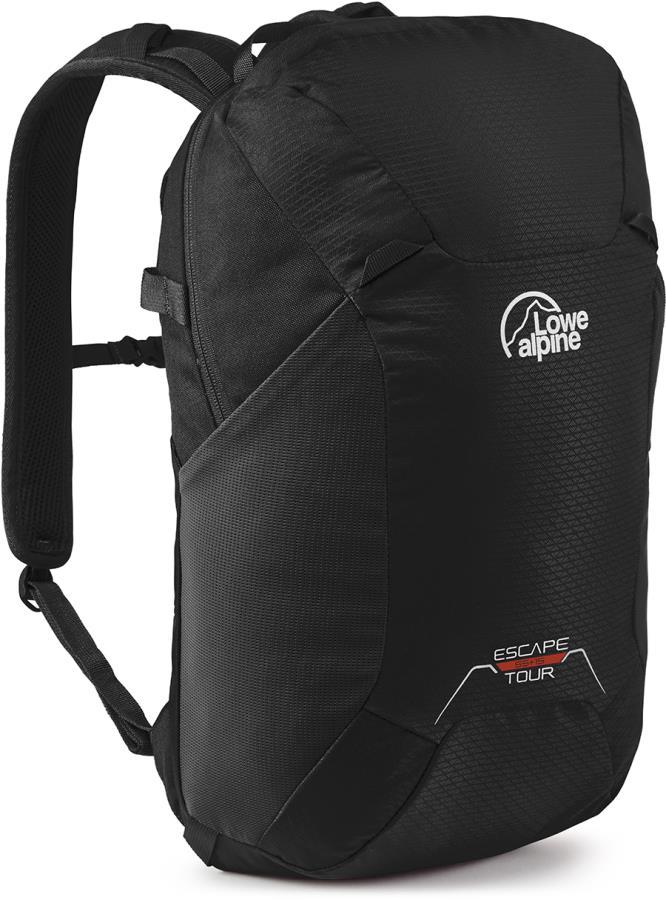 Lowe Alpine Trekking Backpack, 55L+15 Black