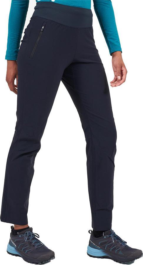 Montane Tucana Mission Women's Mountaineering Trousers, UK 10 Black