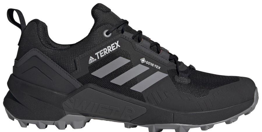 Adidas Terrex Swift R3 GTX Men's Walking Shoes, UK 8.5 Core Black