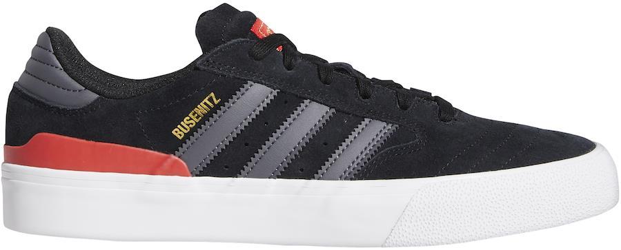 Adidas Busenitz Vulc II Trainers/Skate Shoes, UK 7.5 Core Black/Grey