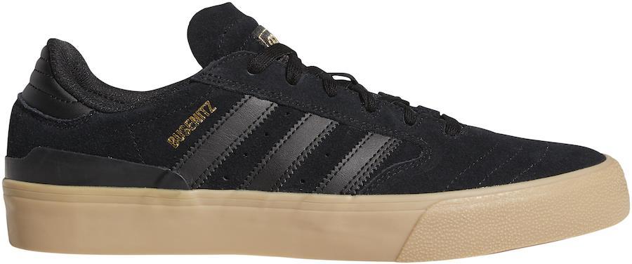 Adidas Busenitz Vulc II Trainers/Skate Shoes, UK 7 Core Black/Gum 4