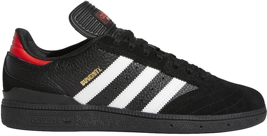 Adidas Busenitz Men's Trainers/Skate Shoes, UK 12 Black/White/Red