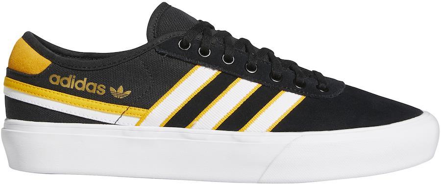 Adidas Delpala Premiere Trainers/Skate Shoes, UK 8 Core Black