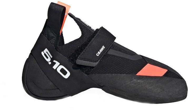 Adidas Five Ten Crawe LV Rock Climbing Shoe, UK 8 | EU 42 Black