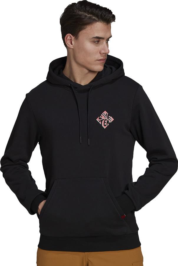 Adidas Five Ten GFX Pullover Hoodie, S Black