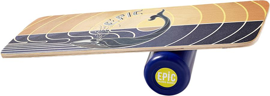 EPIC Balance Boards Nature Core Strength Balance Trainer, Flow