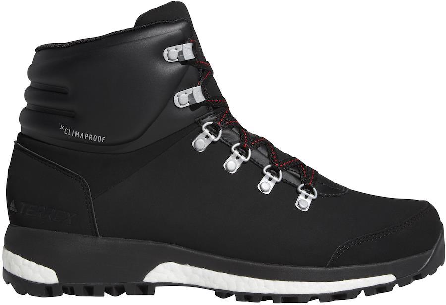 Adidas Terrex Pathmaker Rain.RDY Men's Hiking Shoe, UK 11.5 Black/Red