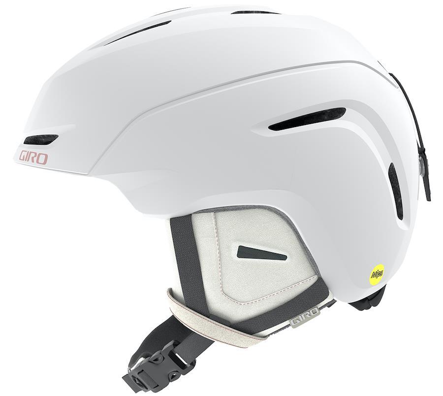 Giro Womens Avera Mips Women's Ski/Snowboard Helmet, S Matte White