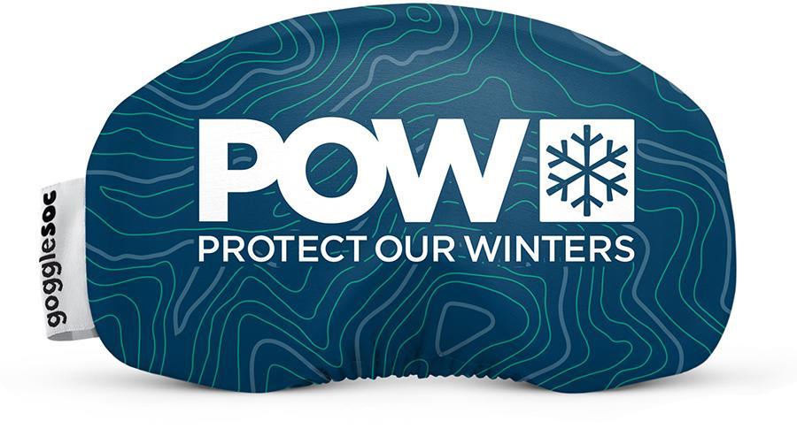 Gogglesoc Snowboard/Ski Lens Cover, POW Soc