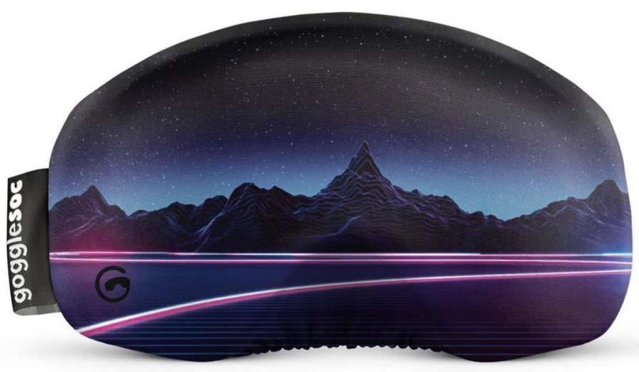 Gogglesoc Homeslice Snowboard/Ski Lens Cover, Arcade Soc