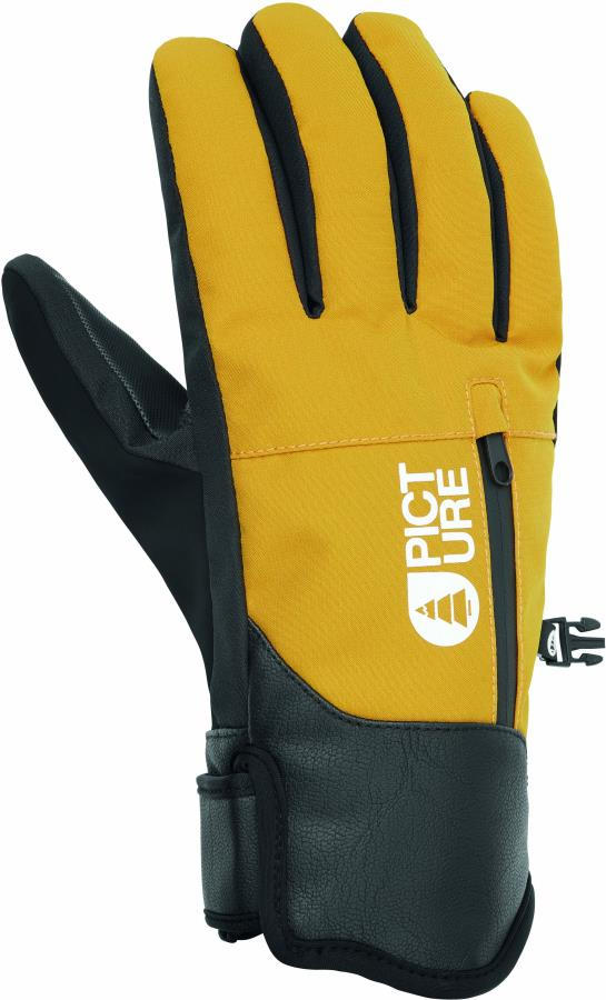 Picture Madison Snowboard/Ski Gloves, M Safran