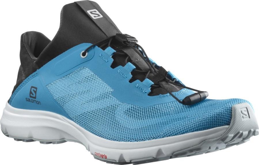 Salomon Amphib Bold 2 Men's Running Shoe, UK 8.5 Hawaiian Ocean