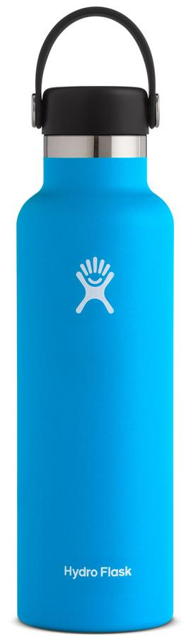 Hydro Flask 21oz Standard Mouth With Flex Cap Water Bottle, Pacific