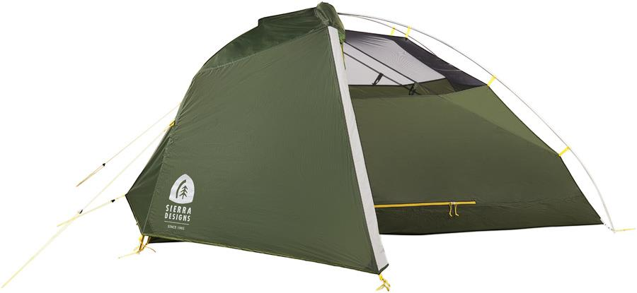 Sierra Designs Meteor 3000 2 Lightweight Backpacking Tent, 2 Man