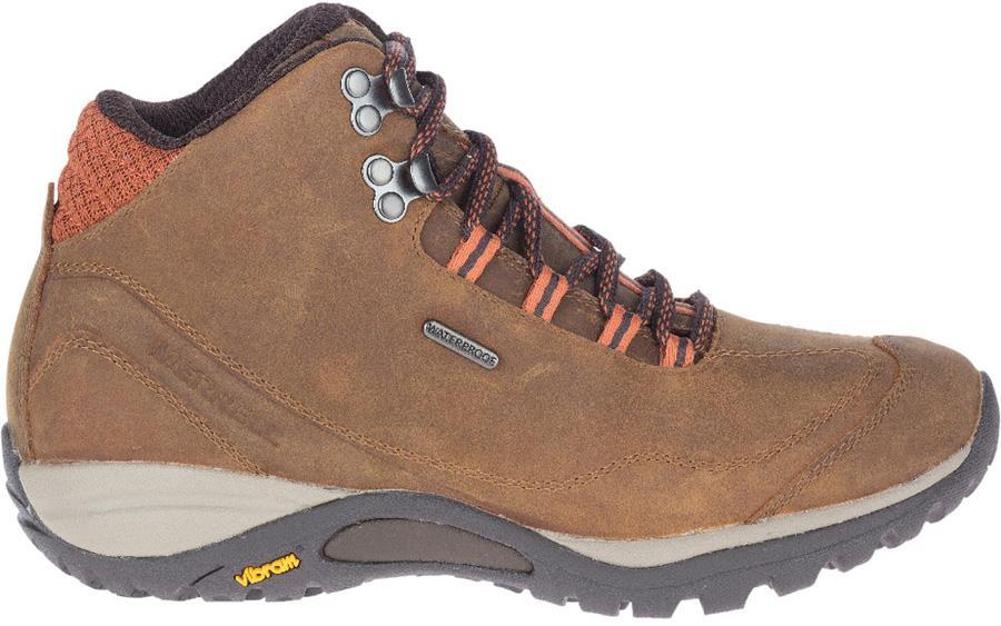 Merrell Traveller 3 Women's Waterproof Hiking Boot, UK 5.5 Tan