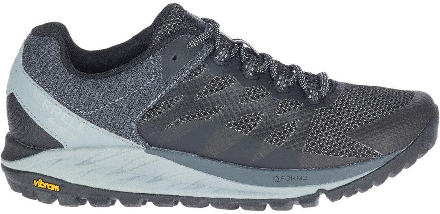 Merrell Antora 2 Gore-Tex Women's Trail Running Shoes, UK 8 Black