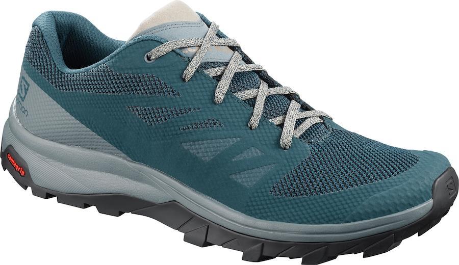 Salomon OUTline Men's Walking/Hiking Shoes, UK 10 Reflecting Pond