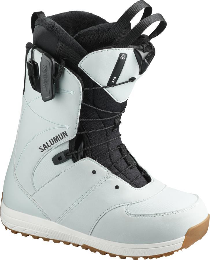 Salomon Ivy Womens Snowboard Boots UK 4.5 Sterling Blue 2020