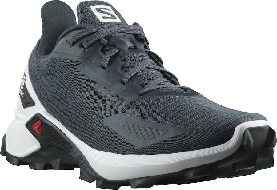 Salomon Alphacross Blast Women's Trail Running Shoe UK 7.5 India Ink