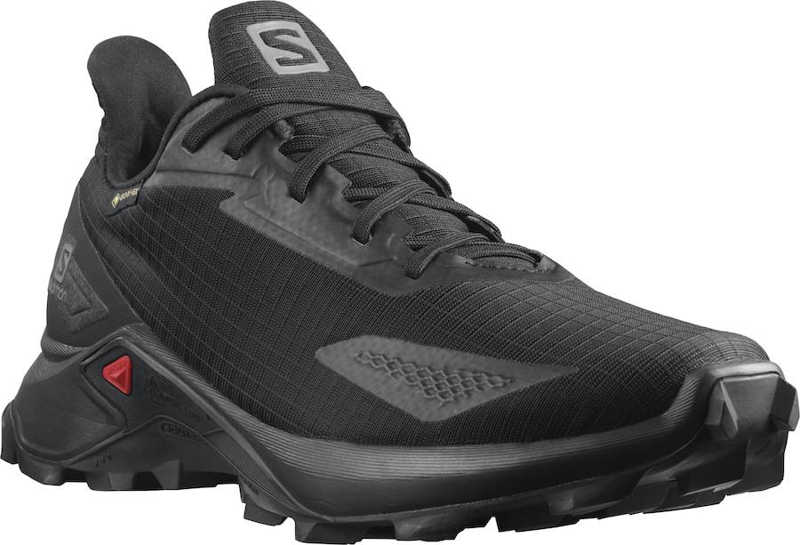 Salomon Alphacross Blast Gore-Tex Women's Running Shoes, UK 5 Black